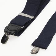 dunkelblaue hosentraeger - detail